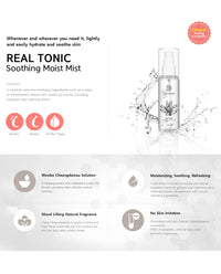 Atoclassic Real Tonic Soothing Moist Mist