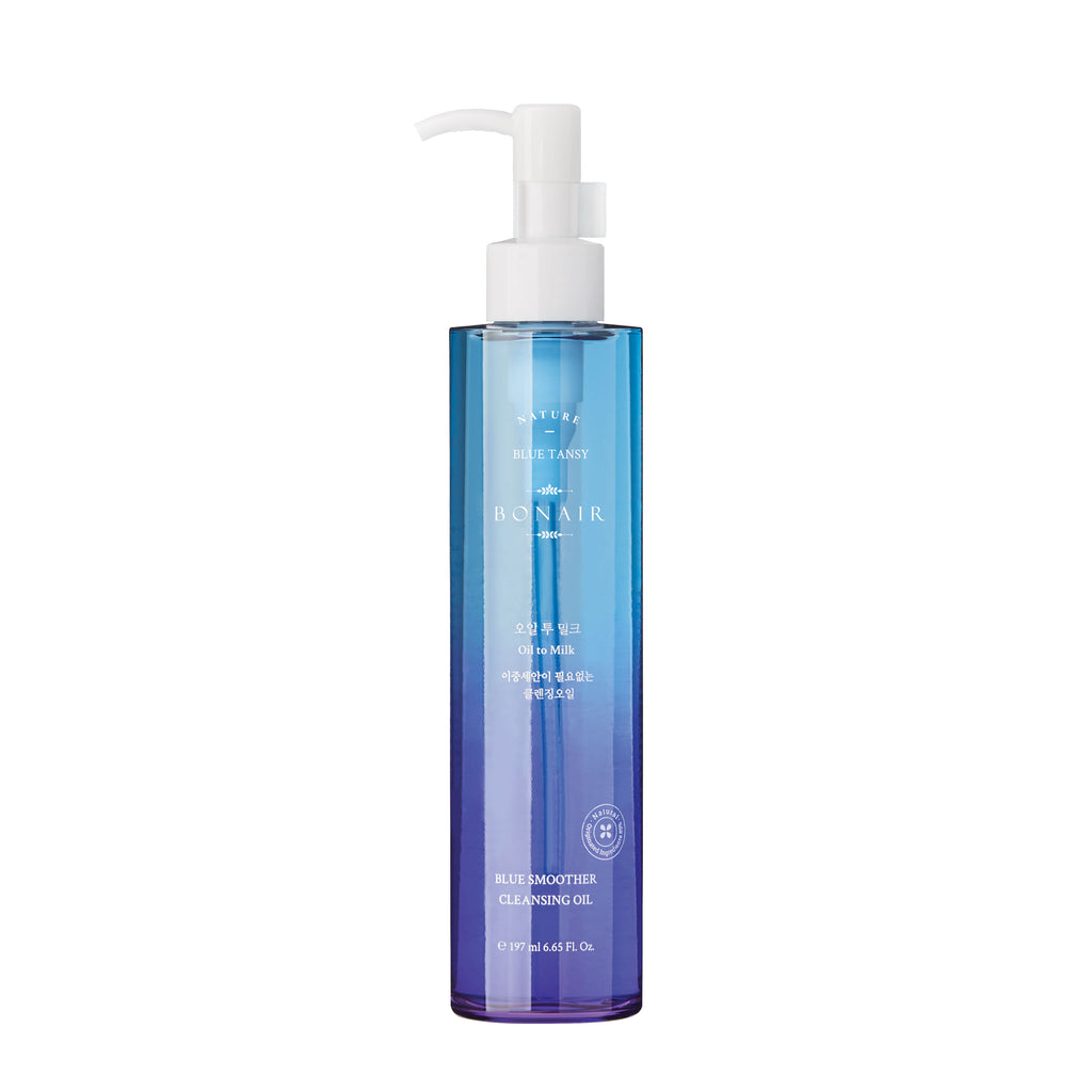 BONAIR Blue Smoother Cleansing Oil