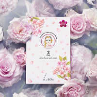 A by BOM (2 step) Ultra Floral Leaf Mask