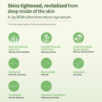 A by BOM Ultra Time Return Eye Serum