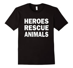 Rescue  T-Shirt Adopt Pets Save Lives Print T-Shirts Harajuku Short Sleeve Men  Brand Clothes Summer 2017