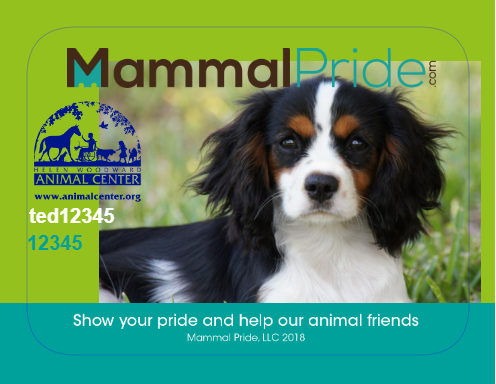 Mammal Pride Sticker - ted12345