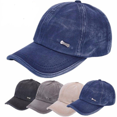 Unisex Adjustable Fashion Sports Baseball Cap Hat - Toplen
