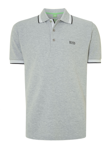 Mens Hugo Boss Short Sleeve Polo T-shirts - Toplen