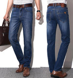 Armani Jeans Slim Fit Jeans In Blue