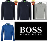 Men's Long Sleeve Men's Polo T shirt - Toplen