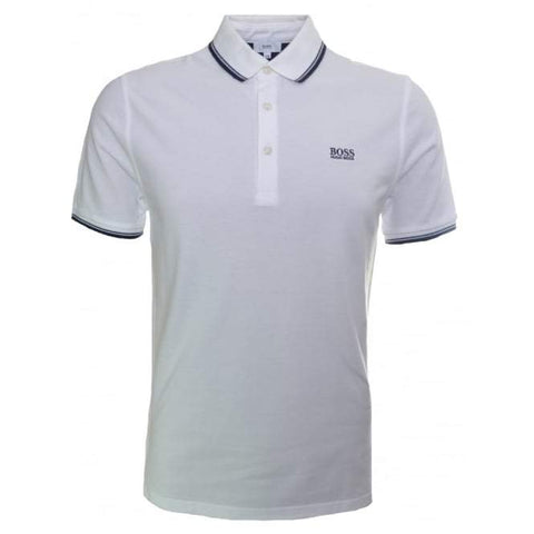 Men's Hugo Boss Short Sleeve Polo T shirts - Toplen