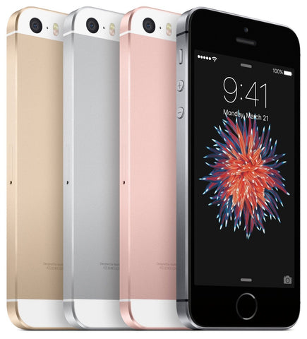 Apple iPhone SE Unlocked Space Grey Silver Gold Rose Gold - Toplen