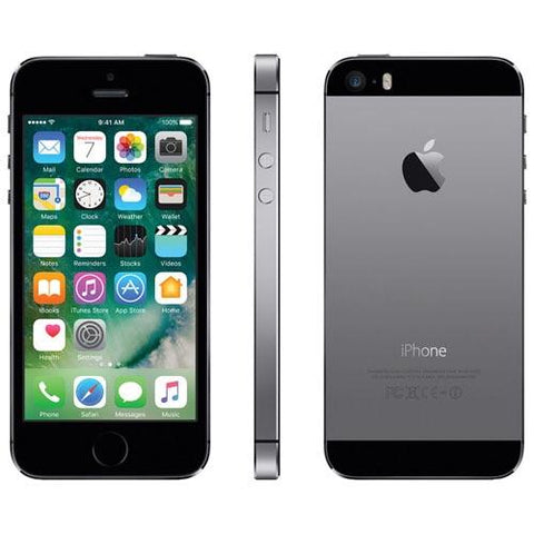 iPhone 5s 32GB unlocked any network Space grey - Toplen