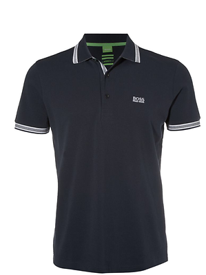 Hugo Boss Short Sleeve Men's Polo T shirts - Toplen