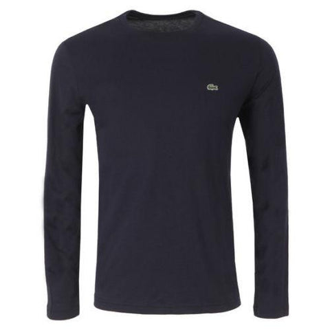 Men's Long Sleeve Stylish Crew Neck T shirt - Toplen