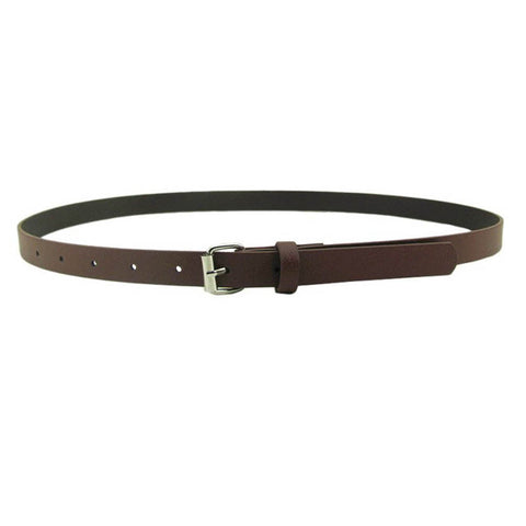 Girls Skinny Waist Belts - Toplen