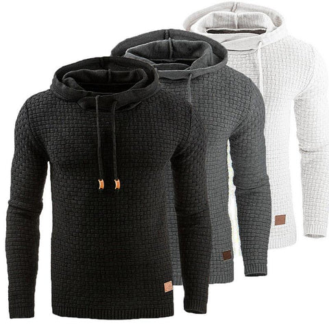 Men's Hoodie Hooded Coats Jacket Sweater Sweatshirt Jumper - Toplen