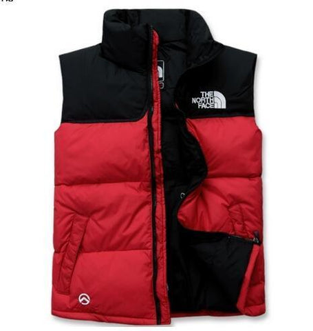 The North Face Mens Nuptse Vest Body Warmer - Toplen