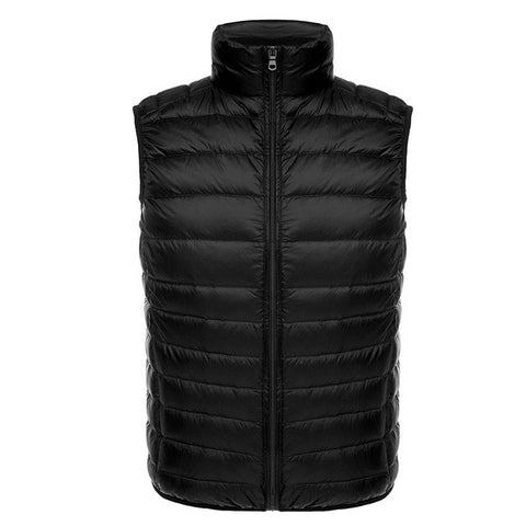 Ultra Light Sleeveless Vest Body Warmer