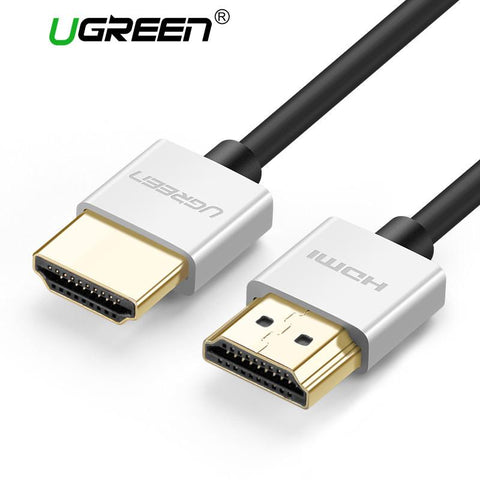 HDMI Cable 2.0 High Speed HDMI Cable Connector PS3 projector Apple TV - Toplen