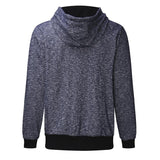 Men's Casual Sportswear Long Sleeve Sweatshirt Hoodie - Toplen