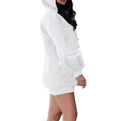 Women Long Sleeve Loose Hoodies