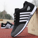 Men's Outdoor sports shoes Fashion Casual Sneakers running Shoes - Toplen