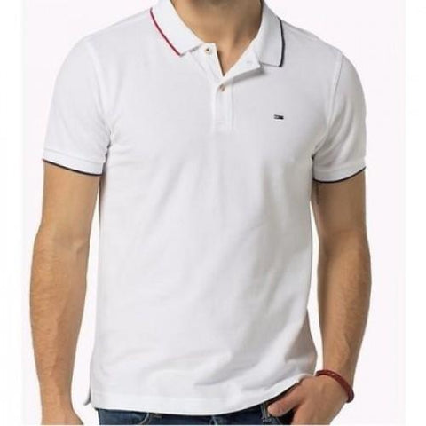 Tommy Hilfiger Short Sleeve Mens Polo T shirts - Toplen