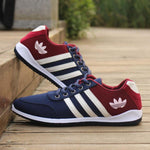 Men's Shoes Fashion Casual Canvas Sneakers Running Shoes - Toplen