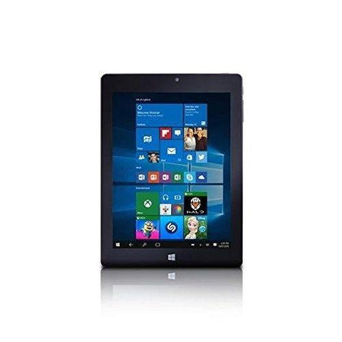 "ZooStorm SL8 i75 7.5"" 16GB Tablet Intel Atom Windows 10 Bluetooth HDMI Micro SD - Toplen"