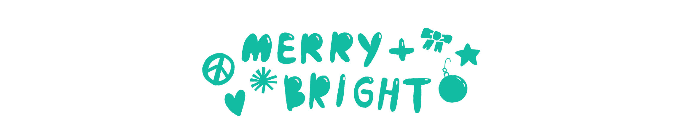 merry + bright collection