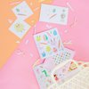 Easter Fun Temporary Tattoos and Stickers by Daydream Society