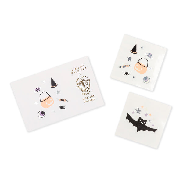 hocus pocus temporary tattoos