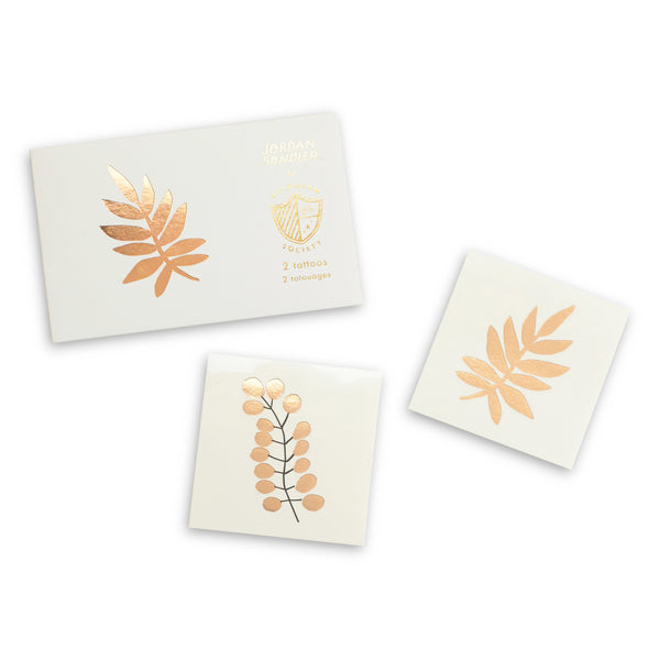 tropicale temporary tattoos