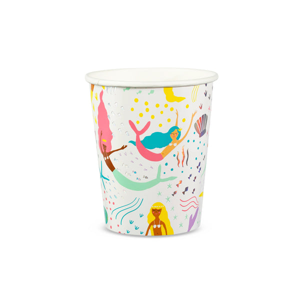 under the sea cups