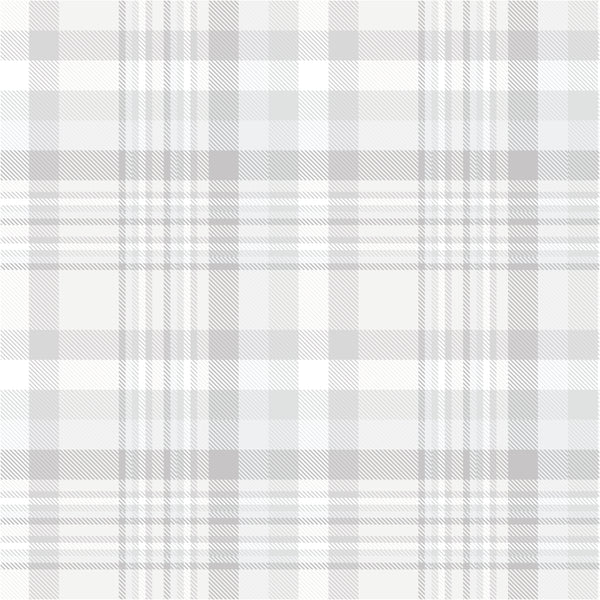 Gray Plaid