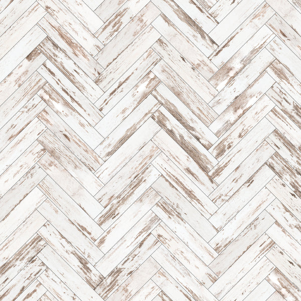 Wooden Herringbone
