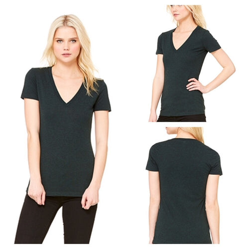 Plain Jane V-Neck Tee