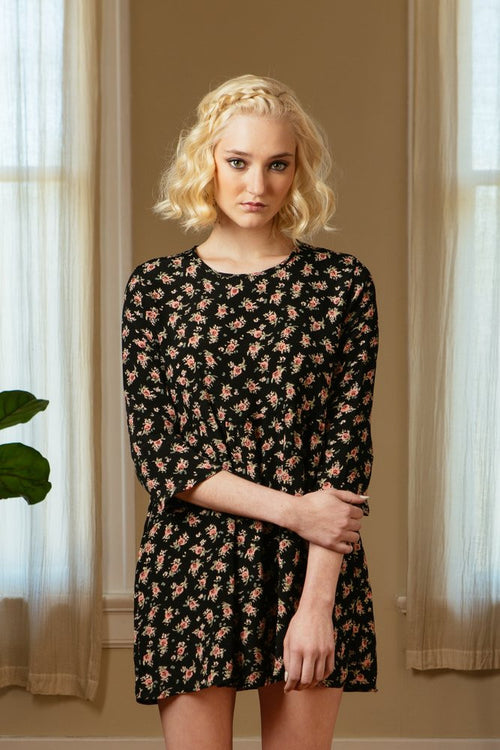 Lucy Floral Tunic