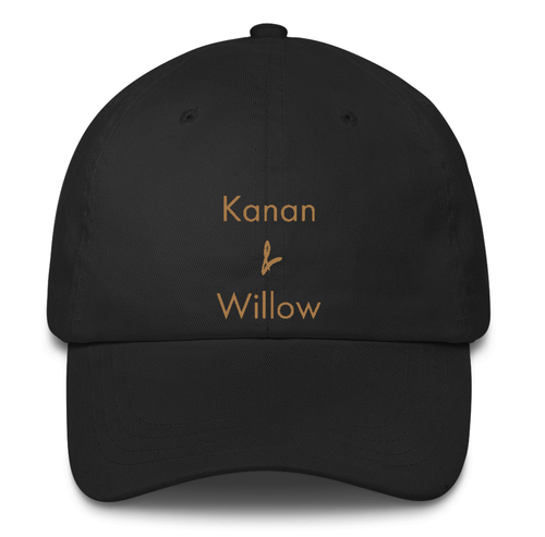 Kanan & Willow Classic Baseball Cap
