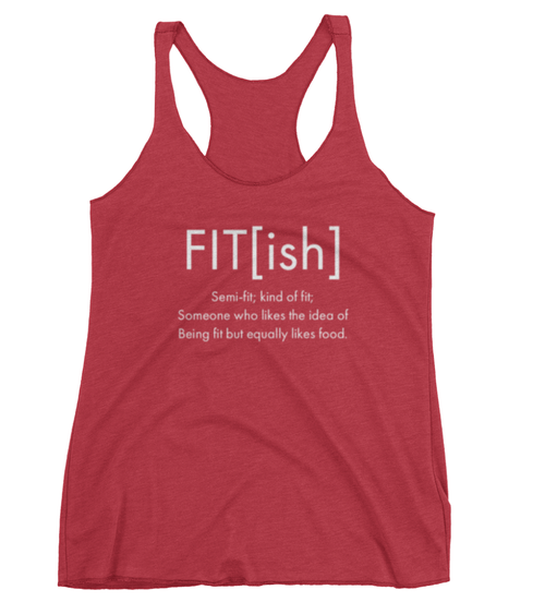 FIT[ish] Racerback Tank Top
