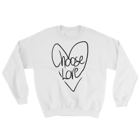 Choose Love Ladies' Long Sleeve Tee