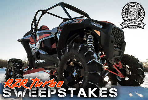 rzr turbo giveaway