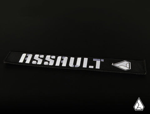 Assault Industries 2in Race Harness Velcro Strap Guards