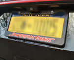 Powersport Freaks License Plate Frame