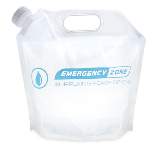 4 LITER / 1 GALLON ULTRALIGHT WATER POUCH