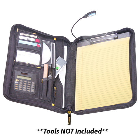 CLC DG5142 DEWALT Pro Contractor's Business Portfolio w/Flex-Light [DG5142]