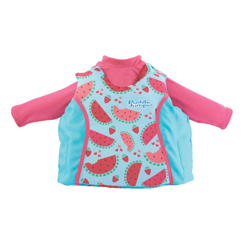 Puddle Jumper Kids 2-in-1 Life Jacket  Rash Guard - Fruit - 33-55lbs [2000033188]