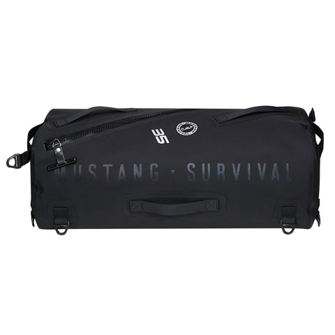 Mustang Greenwater 35 Liter Waterproof Deck Bag - Black [MA2611/02-13]