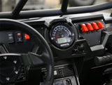 rzr xp 1000 speedo bezel
