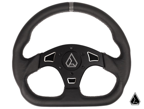 "ASSAULT INDUSTRIES BALLISTIC ""D"" V2 STEERING WHEEL (UNIVERSAL)"