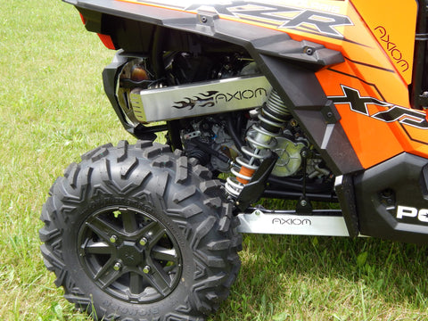 Polaris RZR XP 1000 Exhaust Cover - Axiom