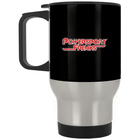 PSF Classic Logo Stainless Travel Mug