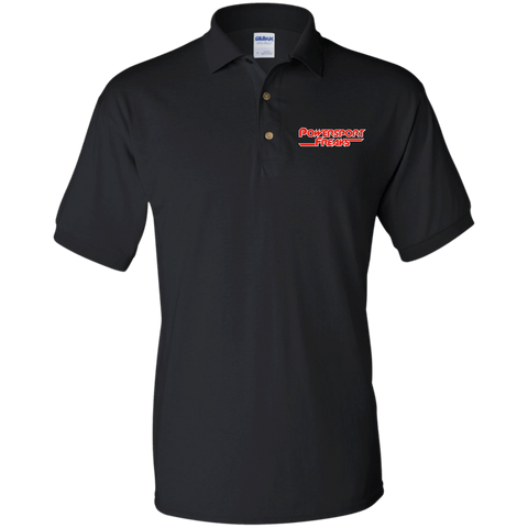 Powersport Freaks Classic Logo Polo Shirt